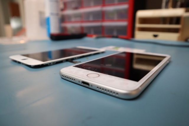 iPhone repair screen pricing greensboro